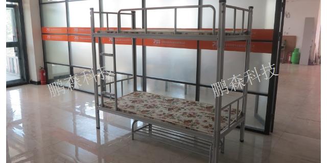 乌市钢制高低床生产厂家 新疆鹏森科技供应