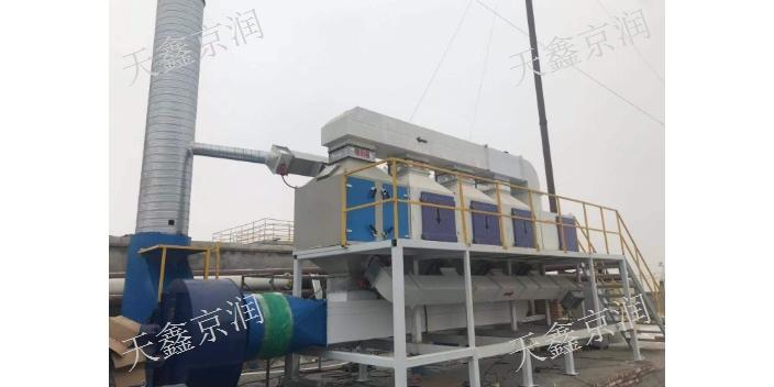阿克苏转轮浓缩催化燃烧 新疆天鑫京润环保科技供应