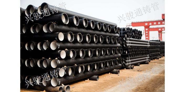 乌鲁木齐供排水管厂家 新疆兴骏通铸管供应
