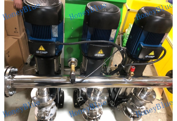 四川冷卻水智能補水裝置詳細介紹 誠信經營「喜藍環境科技供應」