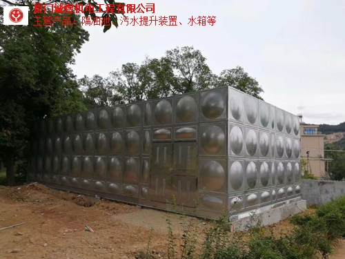 厦门不锈钢水箱安装 服务为先 厦门诚煜机电工程供应