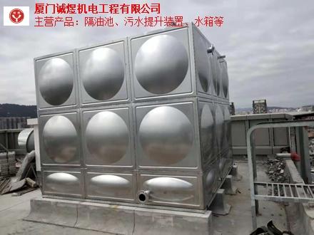 厦门消防水箱智慧泵房安装 服务为先 厦门诚煜机电工程供应