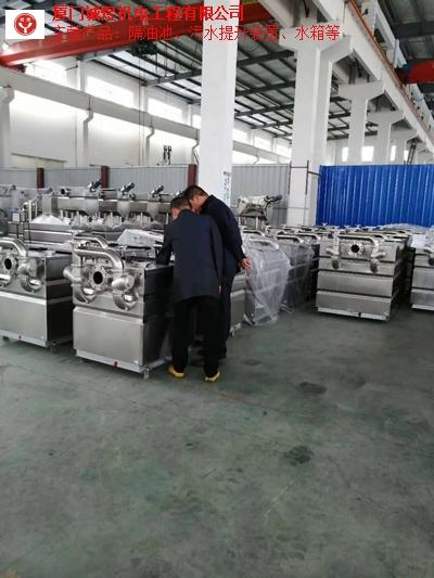 厦门厨房污水提升设备厂家 服务为先 厦门诚煜机电工程供应