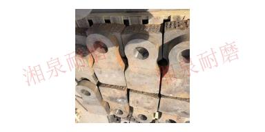 购买高锰钢锤头销售代理「湘泉耐磨供应」