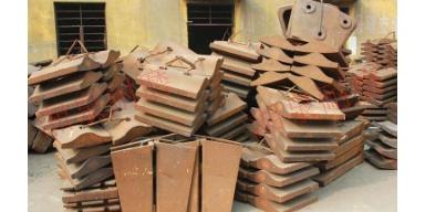 新疆合金钢衬板型号如何选择「湘泉耐磨供应」
