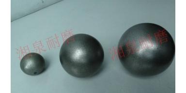 塔城中铬合金钢球厂家批发价「湘泉耐磨供应」