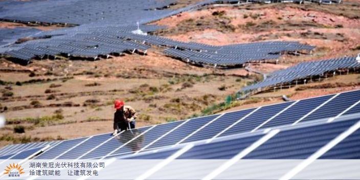 安徽常见光伏发电
