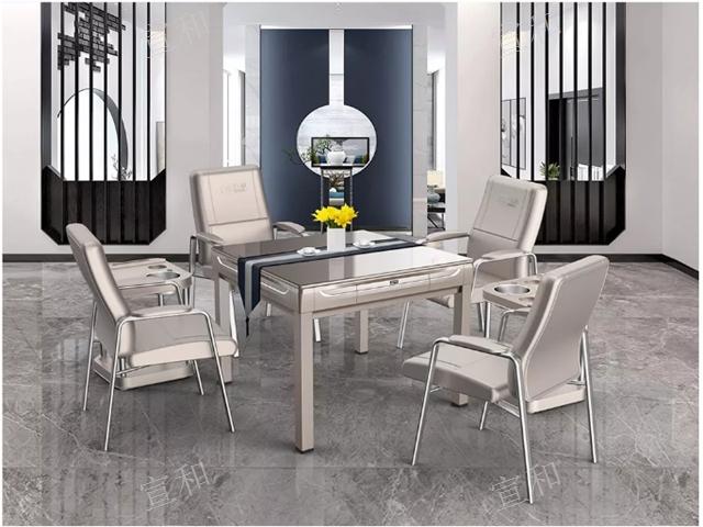 宁波四腿麻将桌哪家质量好 宁波宣和麻将桌营销服务中心供应