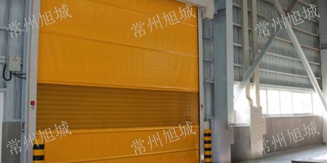 南京工业提升门生产厂家 推荐咨询 常州旭城智能科技供应