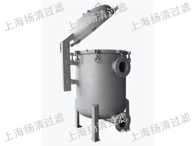 南京本地袋式过滤器源头直供 上海扬清过滤科技供应