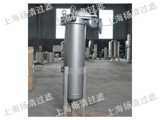 宿迁性能优良袋式过滤器产品介绍 上海扬清过滤科技供应