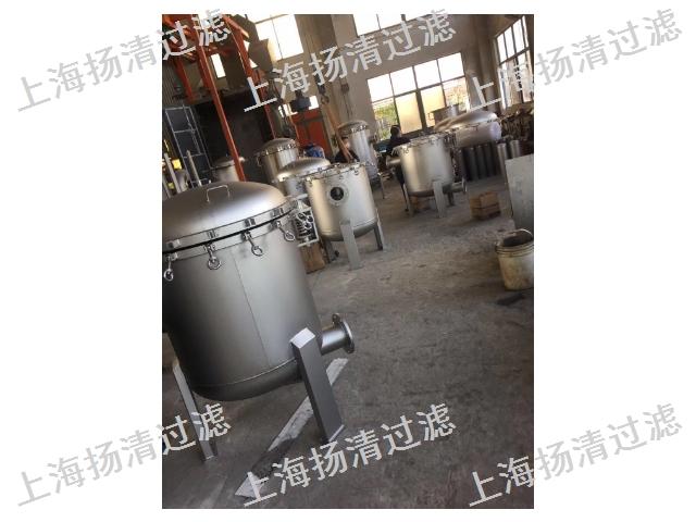 知名袋式过滤器源头直供 上海扬清过滤科技供应