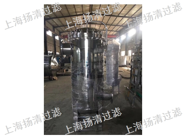 正规袋式过滤器订做 上海扬清过滤科技供应