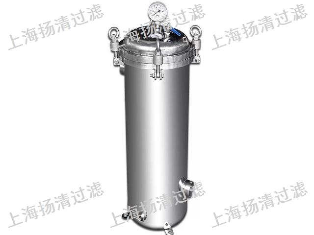 无锡袋式过滤器口碑推荐 上海扬清过滤科技供应