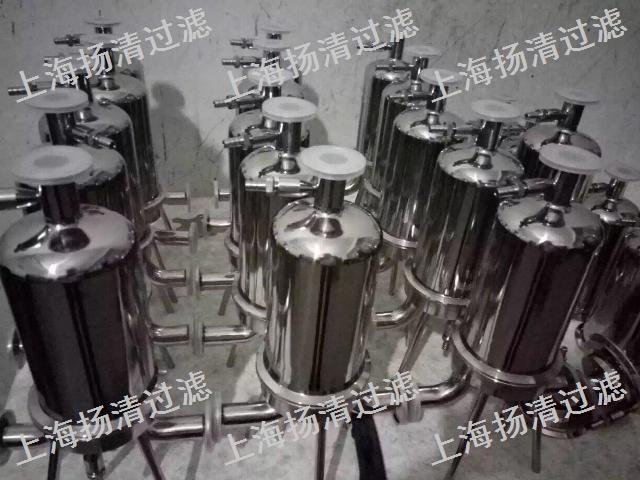 南宁厂家滤芯式过滤器欢迎咨询 诚信经营 上海扬清过滤科技供应
