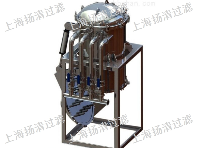 徐州正规烛式/微孔过滤机品牌哪家好 创造辉煌 上海扬清过滤科技供应