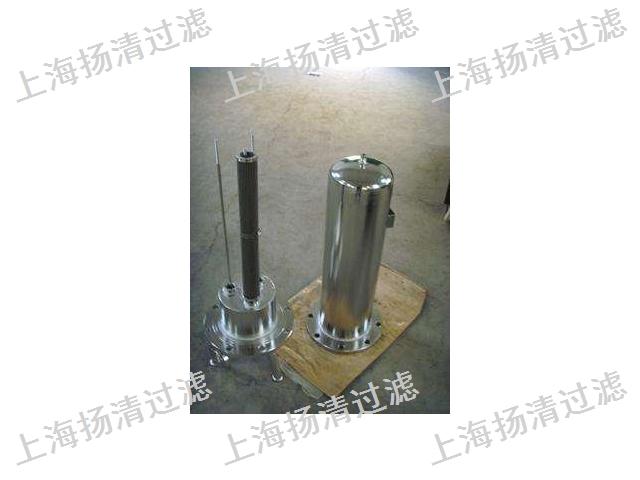 广州优质滤芯式过滤器优质推荐 欢迎来电「上海扬清过滤科技供应」