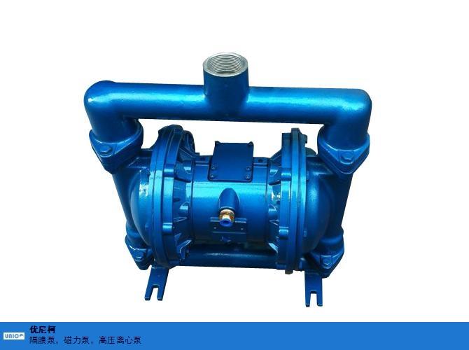镇江qbyk气动隔膜泵 服务至上 优尼柯环保设备供应