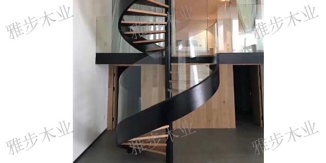 漳州簡約時尚鋼結構樓梯定制,樓梯