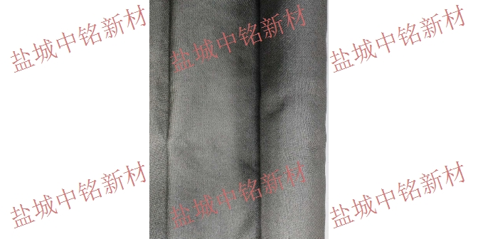 上海地区不锈钢纤维耐高温金属布柔软织带 诚信为本 盐城中铭新材料供应