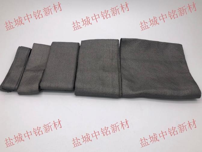 广东316L不锈钢耐高温金属布柔软织布 诚信为本 盐城中铭新材料供应