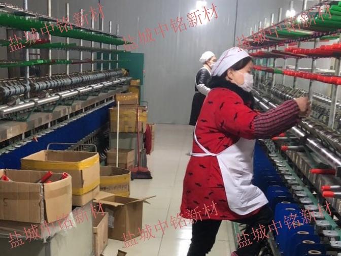 广东不锈钢纤维耐高温金属布柔软织带 真诚推荐 盐城中铭新材料供应
