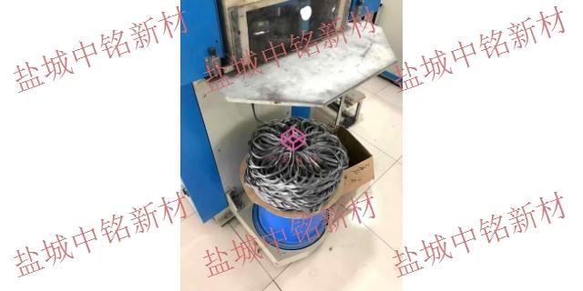 广东不锈钢纤维金属静电带柔软织布 来电咨询 盐城中铭新材料供应