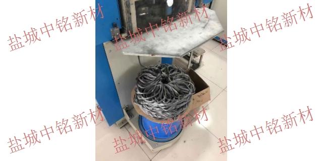 江苏玻璃擦拭布金属静电带不锈钢导电线 欢迎来电 盐城中铭新材料供应