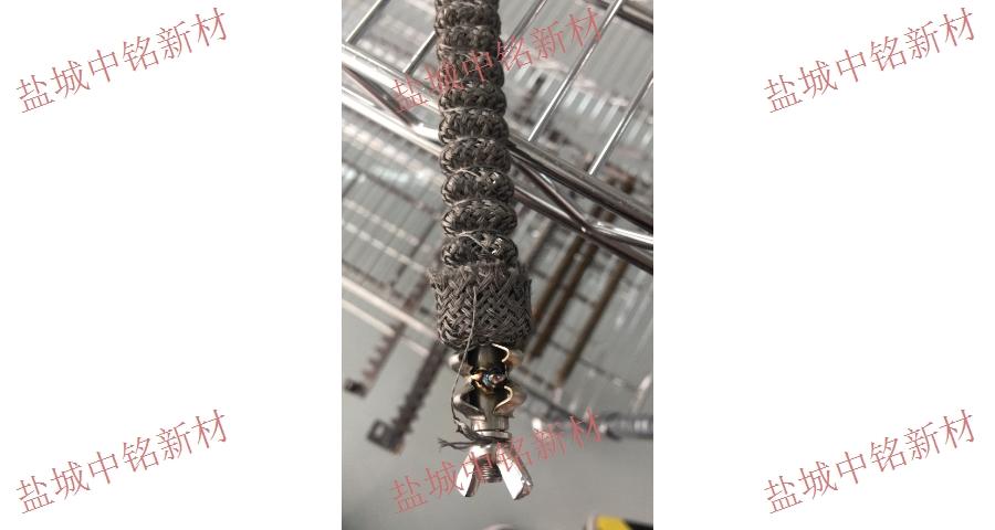 江苏钢丝布纤维纱线公司 诚信为本 盐城中铭新材料供应