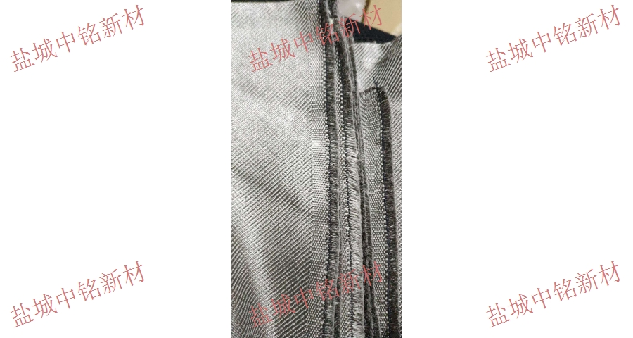 江苏不锈钢纤维制品纤维纱线不锈钢导电线 真诚推荐 盐城中铭新材料供应