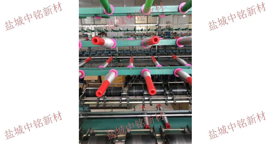 广东耐热纤维纱线斜纹织带 诚信服务 盐城中铭新材料供应