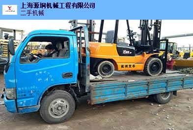 江蘇合力5噸二手叉車哪個牌子好 歡迎來電 源垌供