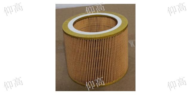 上海英格索兰压缩机滤芯定制 欢迎来电 仰高工业科技供应