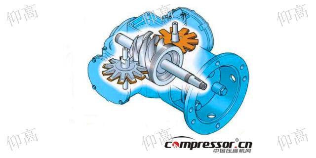 江苏螺杆式无油空压机方案设计 欢迎来电 仰高工业科技供应