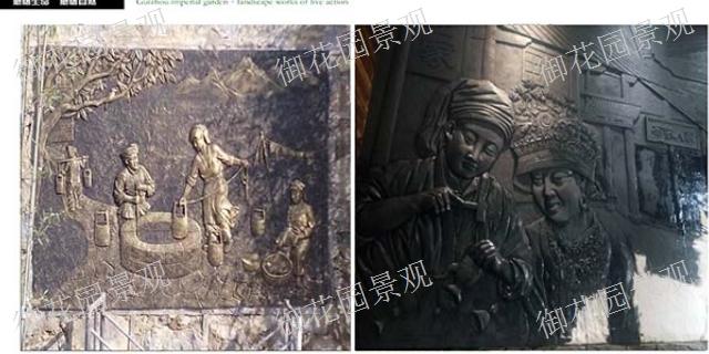 贵州浅浮雕景观厂家
