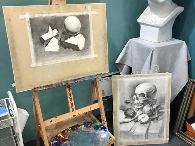 昆明成人绘画速成培训中心 昆明壹洛奇美术培训供应