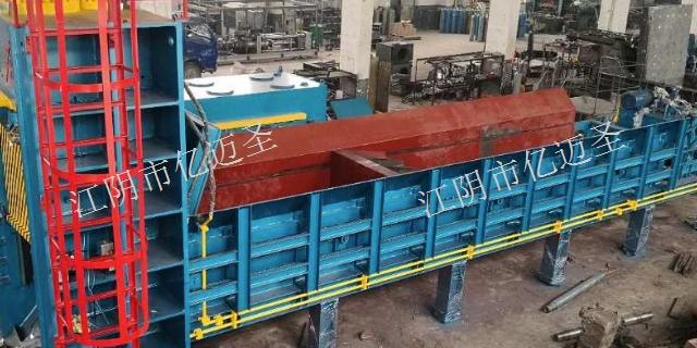 无锡废铁龙门剪公司 有口皆碑 江阴市亿迈圣液压机械供应