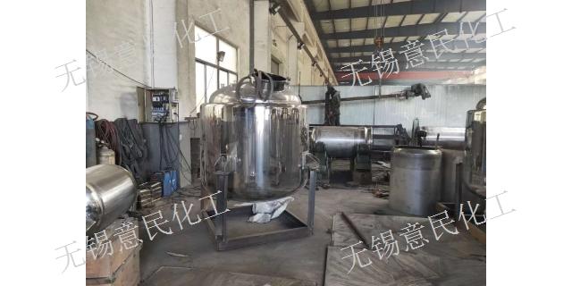 杨浦区不锈钢化胶罐工业化 欢迎咨询「无锡意民化工药机供应」