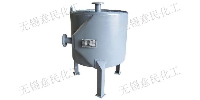 河北装配式螺旋板式换热器 欢迎咨询「无锡意民化工药机供应」