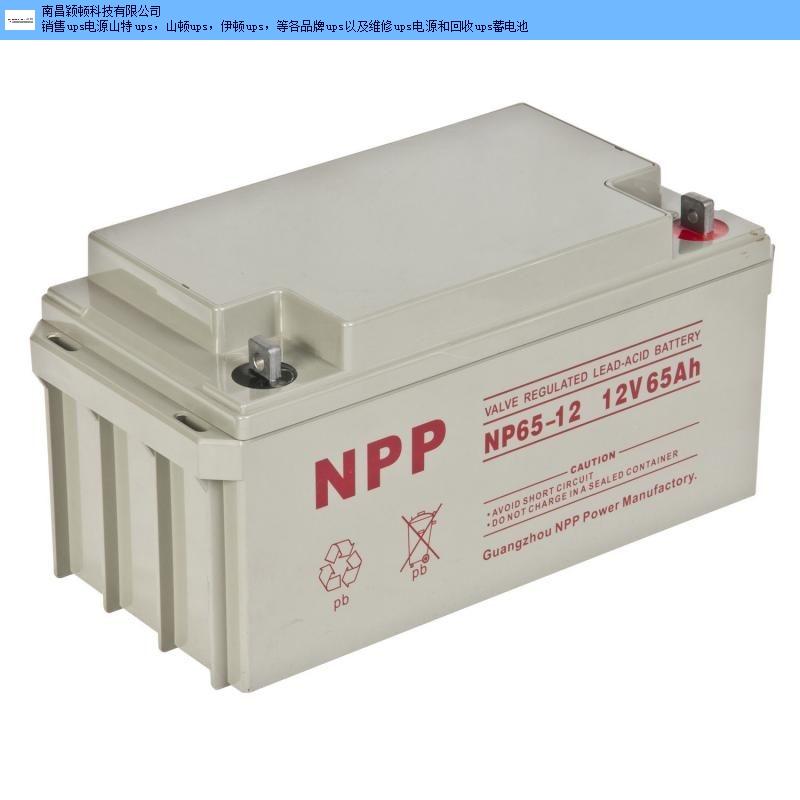 樟树耐普12V65AHups蓄电池型号哪家型号全