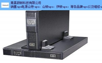 撫州機柜式ups蓄電池生產廠家 值得信賴 南昌穎頓科技供應