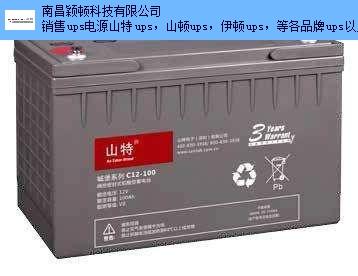 吉安耐普ups蓄电池回收哪家价格高 贴心服务 南昌颖顿科技供应