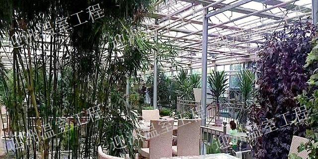 河南新型观光餐厅承接 真诚推荐「青州市迎洲温室工程供应」