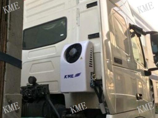 吉林轻量静音卡车空调款式 信息推荐 KME供