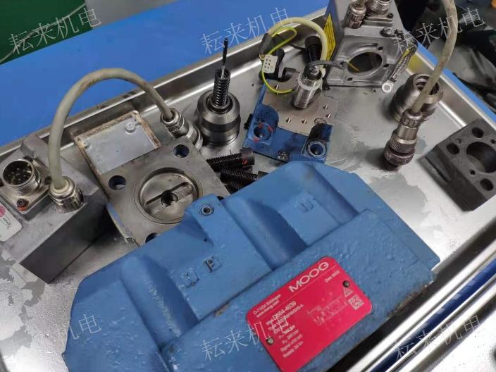 上海MOOG765穆格伺服閥維修價格