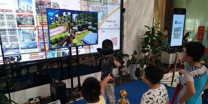 云南趣味VR互動產品介紹 歡迎咨詢 云南小龍文化供應