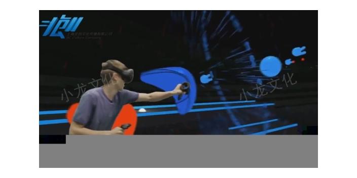 甘肃大型VR互动道具供应商
