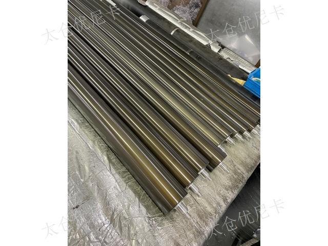 铝合金镀铬铝辊制作报价 服务为先「太仓优尼卡机械设备供应」