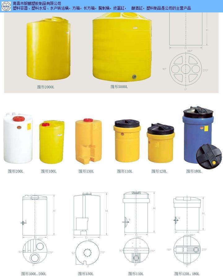 南昌大型水箱廠家價格 誠信服務「南昌市毅鵬塑膠制品供應」
