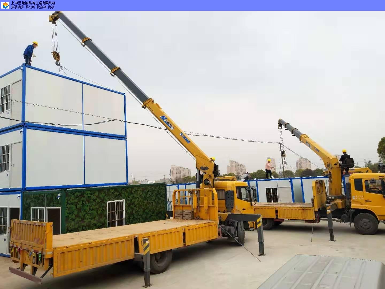 上海住人集装箱房公司,集装箱房